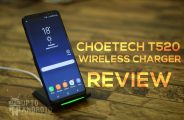 CHOETECH T520 QI Fast Wireless Charger Review